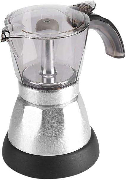 Tonysa Cafetera eléctrica 300ml / 6 Tazas, 480W 220V Cocina ...