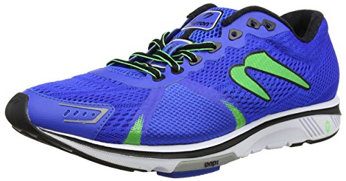 Newton Running  Men's Gravity VI Royal Blue/Lime Athletic Shoe by Newton Running