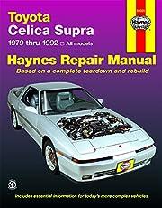Toyota Celica Supra 1979 thru 1992 Haynes Repair Manual