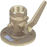 Perko 1-1/2 Seacock Ball Valve Bronze MADE IN THE USA