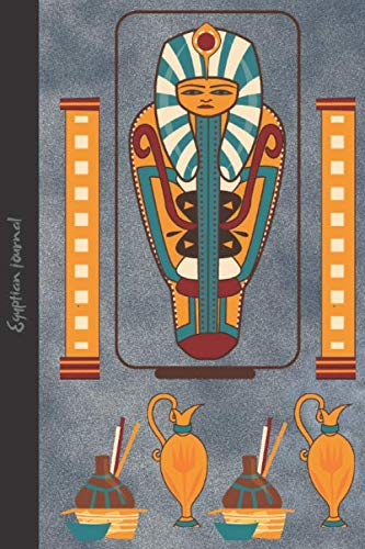 Egyptian Journal: Composition Note book  6 X 9 inches 120 pages