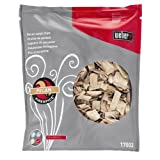 Weber 17002 Pecan Wood Chips, 3-Pound