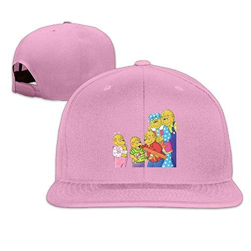 [Berenstain-bears Unisex Cool 100% Cotton Baseball Sports Cap For Adult] (Vanderbilt Commodore Costumes)