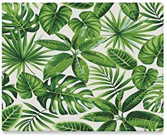 Amazon Com Enevotx Wall Art Painting Tropical Seamless Pattern With Exotic Palm Leaves Prints On Canvas The Picture Landscape Pictures Oil For Home Modern Decoration Print Decor For Living Room Home Kitchen A wide variety of landscaping tropical options are available to you, such as technics, use, and material. enevotx wall art painting tropical