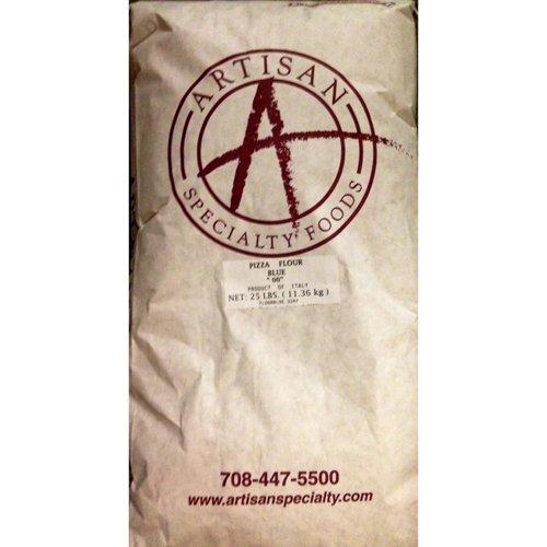 Artisan''00'' Pizza Flour, All Natural - 25 Lb Bag