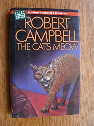 book cover of The Cat\'s Meow