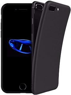 SGFGH&MM pour Iphone 7 8 Cas Minimaliste Ligne Couple Peint À La Main Cas De Téléphone Souple en Silicone pour Iphone 5S Se 6 6S 7 8 Plus X XR XS Max Cas