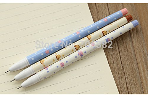 Gel Pen.cartoon Animal Print Pen for Writing,kawaii Stationery by Office & School Supplies YingYing (Image #2)