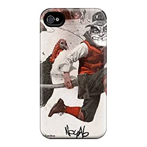 High Quality Noyab Thanksgiving 2 Case For Iphone 4/4s / Perfect Case by icecream design