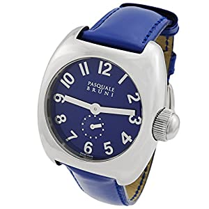 Pasquale Bruni Uomo Stainless Steel Swiss Made Automatic Men's Watch 01MA33