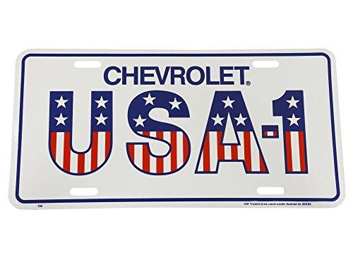 Corvette Parent Chevrolet USA-1 License Plate