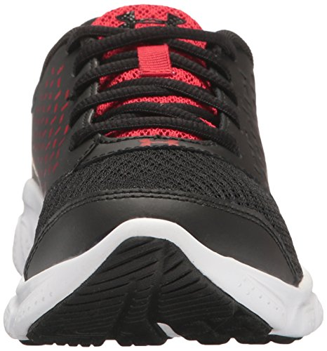 Under Armour Ua Bgs Micro G Rave Rn, Scarpe Running Bambino, Nero (Black), 39 EU