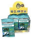 #10: Matt's Munchies Organic Non-GMO Peelable Fruit Snack 25 Pack Caddy (1 Ounce) (Island Mango)