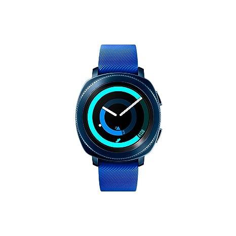 Samsung – Gear Sport – Reloj conectado (Versión Francesa: Podría presentar problemas de compatibilidad)