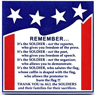 product image for Remember The Soldiers Wall Plaque-Trivet