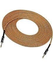 perfk 6,35 mm jack gitaar basverbinding kabel draad connector