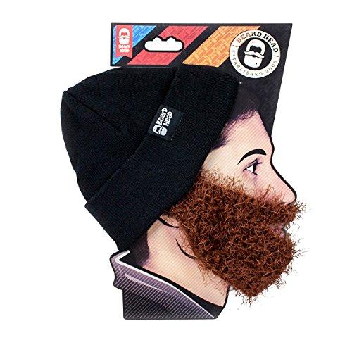 Bushy Biker Beard Beanie