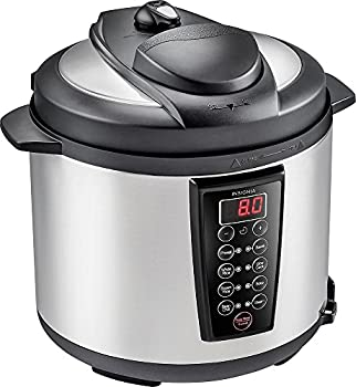 Insignia NS-PC6SS7 1000W 6-Quart Pressure Cooker