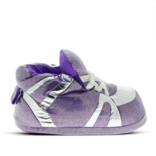 Sleeper'z - Chaussons Glossy Violet - Adulte unisexe - Homme et Femme