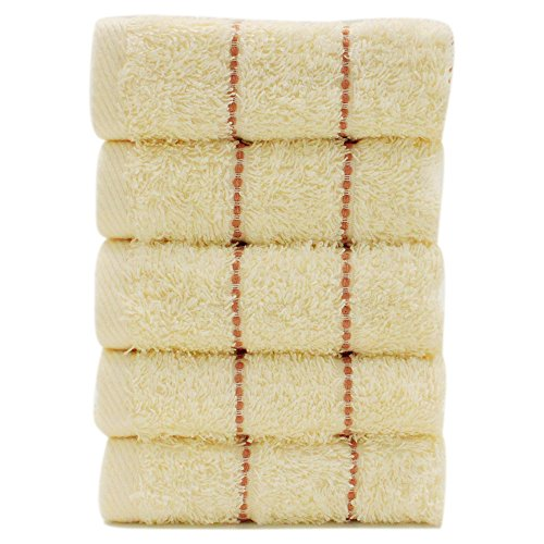 PROMIC Cotton Washcloth Fingertip Cleansing
