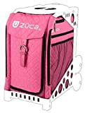 ZUCA SIBHP200 Sport Insert Bag Hot Pink Quilted Hot Pink W Rhinestones / 8905...