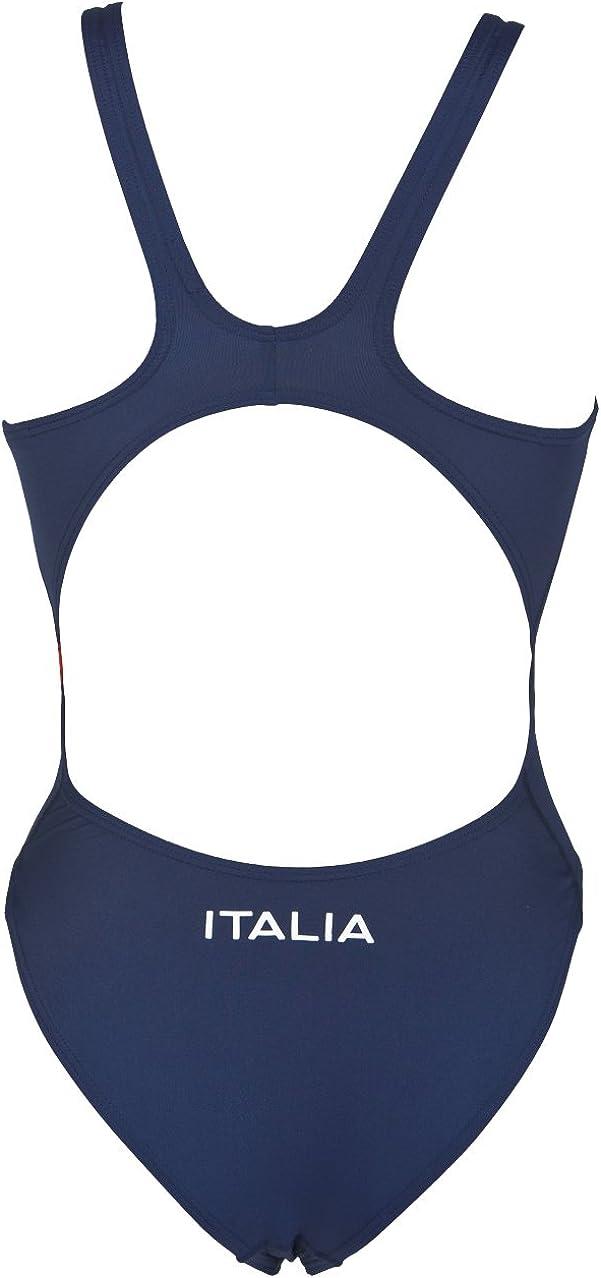 Arena Damen W ITALY Fin Swim Tech One Piece Kost/üm