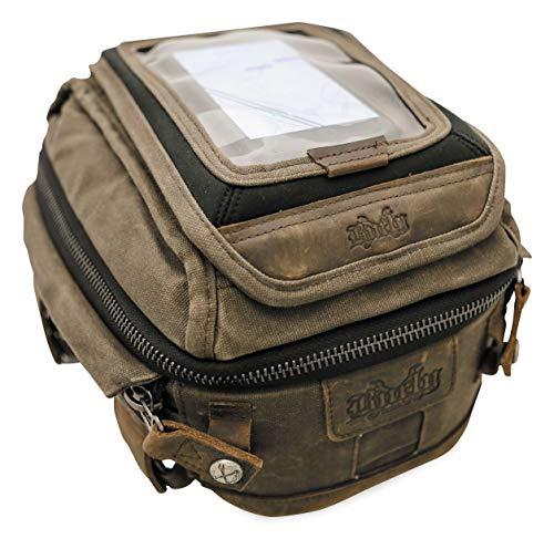 (Burly Brand B15-1010 Voyager Tank/Tail Bag)
