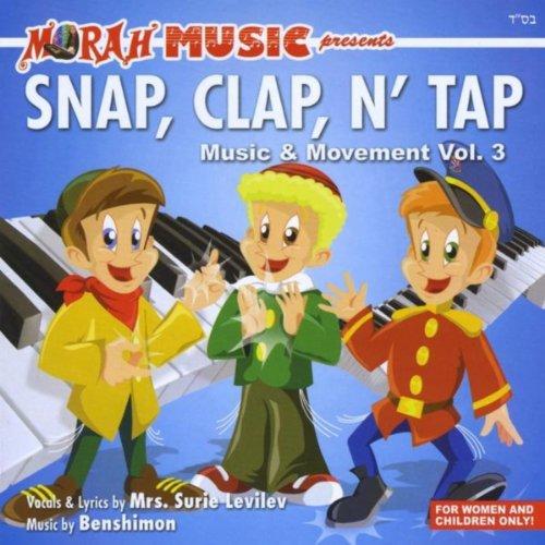Snap, Clap, N' Tap - Music & Movement Vol. 3 (Clap Tap)
