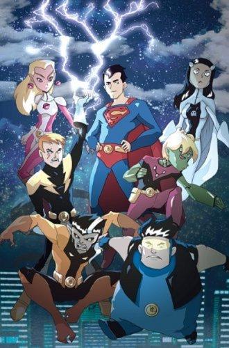 Legion of Super-Heroes in the 31st Century: Tomorrow's Heroes - VOL 01