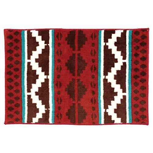 Taos Kitchen/Bath Southwestern Rug - Rustic -