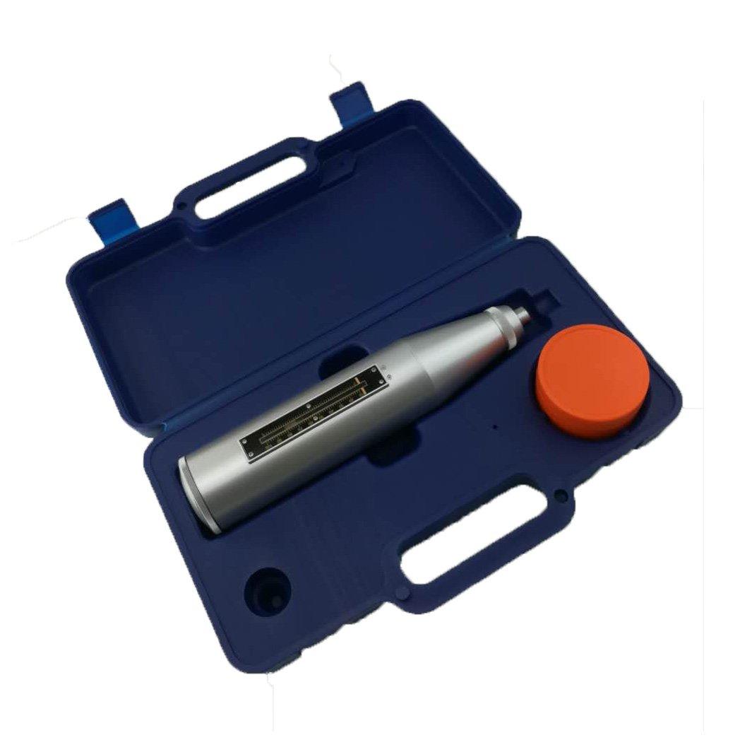 CNYST HT-75B Portable Brick Rebound Test Hammer with Standard Impact Energy 0.735J Brick Resiliometer Brick Test Hammer