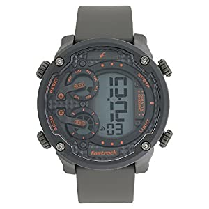 Fastrack Trendies Analog Black Dial Men's Watch NM38045PP03/NN38045PP03