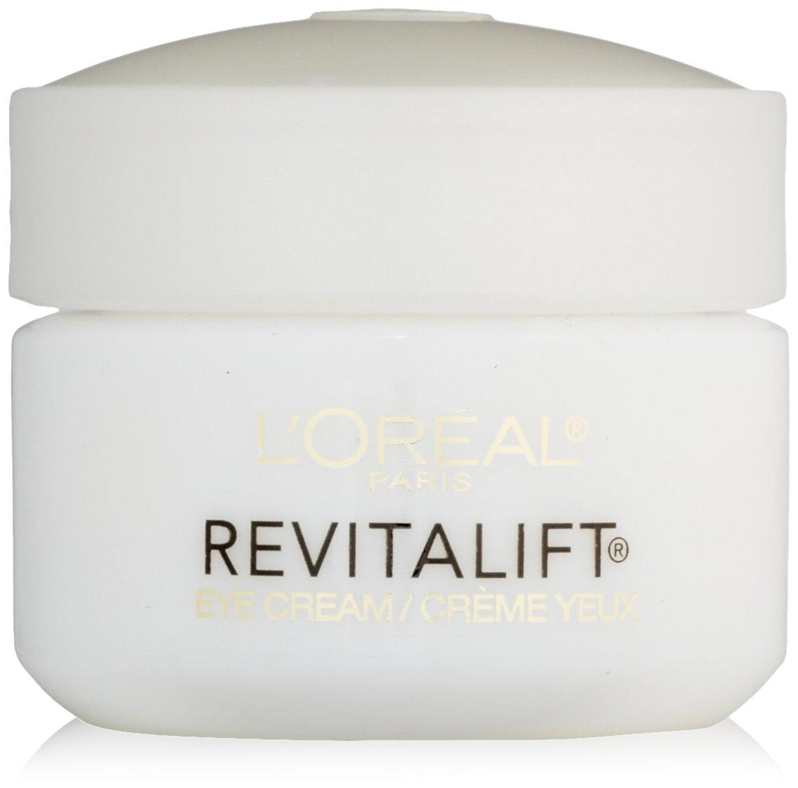 L'Oréal Paris Revitalift Anti-Wrinkle + Firming Eye Cream Treatment, 0.5 fl. oz.