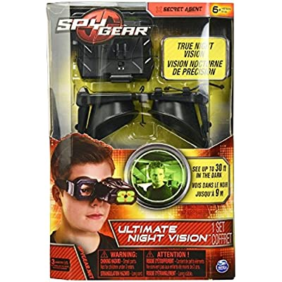Spy Gear - Ultimate Night Vision: Toys & Games