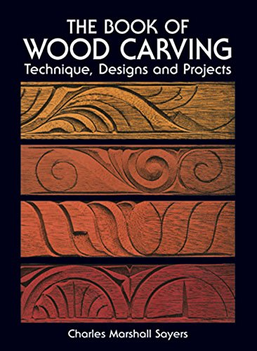 Amazon the book of wood carving dover woodworking ebook the book of wood carving dover woodworking by sayers charles marshall fandeluxe Images