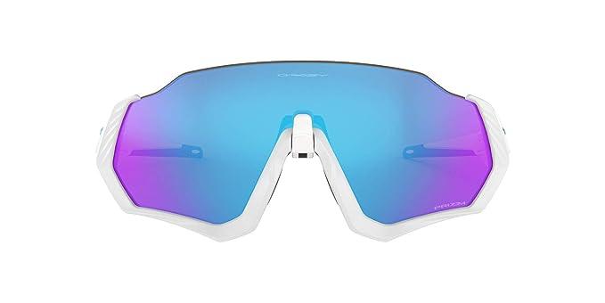 OAKLEY 0OO9401 Gafas de sol para Unisex, Blanco, 0: Amazon.es ...