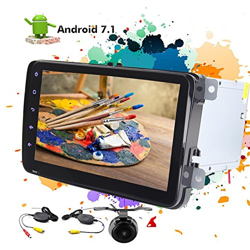 Double 2 Din In Dash CD DVD Player 8 Inch Capacitive: Amazon.co.uk: Electronics