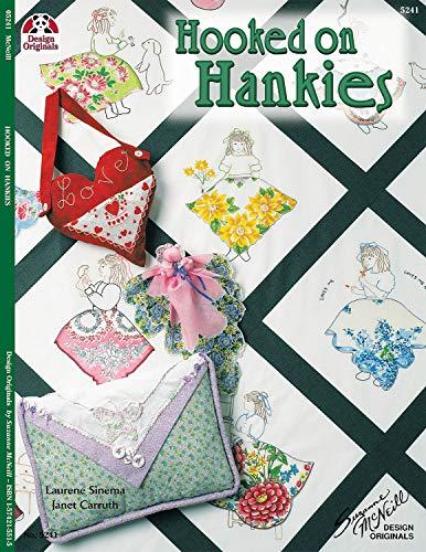 Hooked on Hankies (Design Originals) (Book Design Originals Quilt)