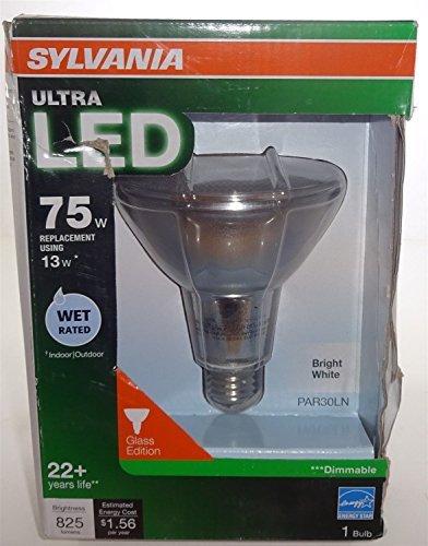 Sylvania Ultra 13-watt (75w Equivalent) 3500k Bright White Par30ln