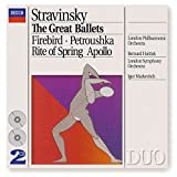 Stravinsky: The Great Ballets - Firebird / Petroushka / Rite of Spring / Apollo