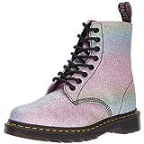 Dr. Martens Women's Pascal Gltr Ankle Boot, Glitter, 4 Medium Uk (6 Us) by Dr. Martens