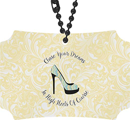 - YouCustomizeIt High Heels Rear View Mirror Ornament