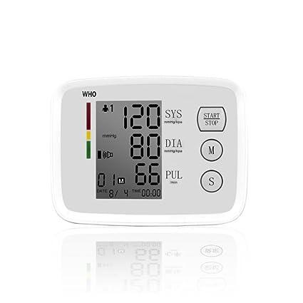 LB Tensiómetro De Brazo Automático Tensiómetros Eléctricos Con Manguito Función De Memoria Certifica FDA 22-