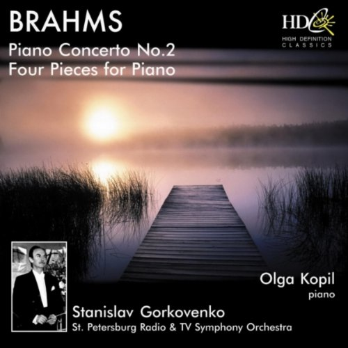 Hdc 4 Piece (Four Pieces for Piano, Op. 119: IV. Rhapsody in E-Flat Major, Allegro risoluto)