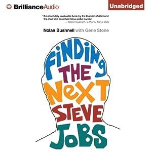 Finding the Next Steve Jobs Audiobook