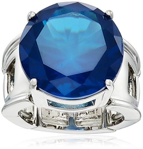t-tahari-silver-round-mint-ring-size-7-9