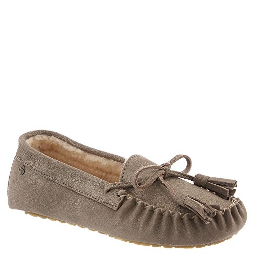 BEARPAW Frauen Rosaline Mokassin Zinn Distressed