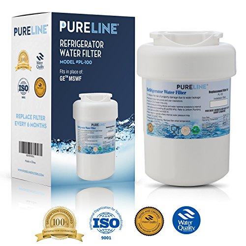 GE MWF SmartWater Compatible Water Filter Cartridge - Ref...