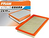 oldsmobile air filter - FRAM CA8221 Extra Guard Flexible Panel Air Filter