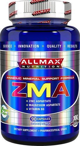 ALLMAX Nutrition ZMAT 90 Capsules 3PC